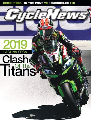 Cycle News 2019 Issue 28 July 16