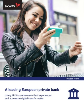 A leading European private bank