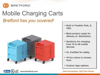 Bretford has you covered