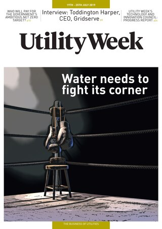 Utility Week 19th July 2019