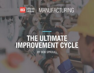 MFG AUS The Ultimate Improvement Cycle ebook-2018