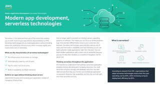 Modern Application Development: Serverless Technologies
