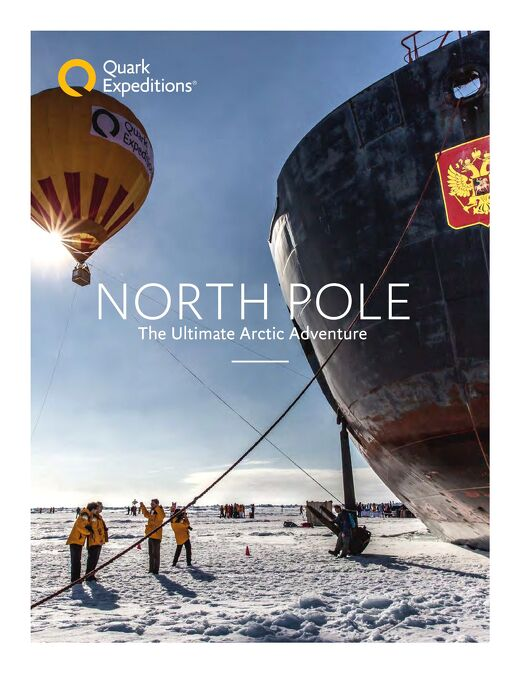 North Pole: The Ultimate Arctic Adventure