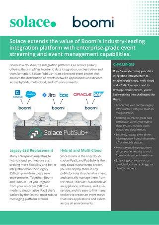 Boomi Partnership Datasheet