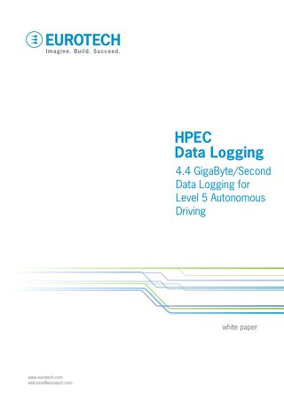 Level 5 Autonomous Driving - Extreme Performance for HPEC Systems
