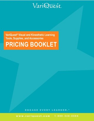 VariQuest Supplies and Tools Pricing Catalog
