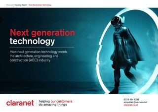 Claranet | Industry Report | Next Generation Technology