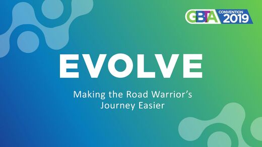 Making The Road Warrior's Journey Easier - GBTA 2019 Slides