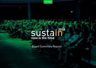 #2018 Sustain Event Summary Report