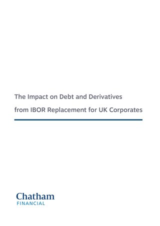Chatham Financial IBOR Impact UK Corporates-NB
