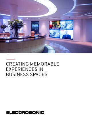 Creating Memorable Experiences