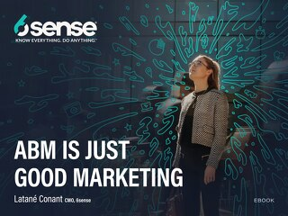 ABM is Just Good Marketing