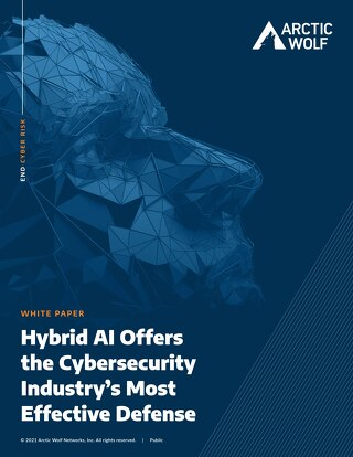 Hybrid AI Offers Cybersecurity Industry's Most Effective Defense
