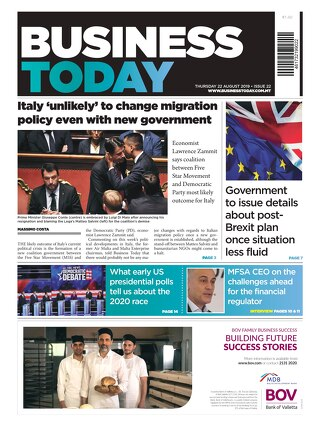 BUSINESS TODAY 22 August 2019