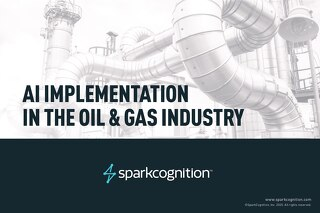 eBook: AI Implentation in the Oil & Gas Industry