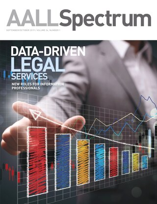 AALL Spectrum / September/October 2019 / Volume 24, Number 1