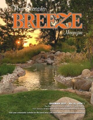 Four Seasons Breeze, September 2019
