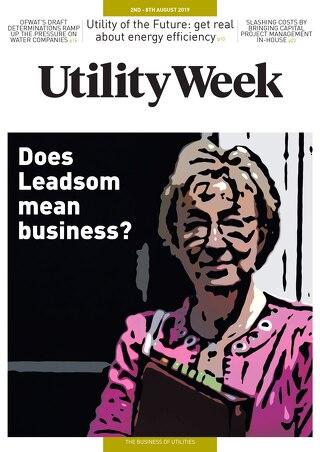 Utility Week 2nd August 2019