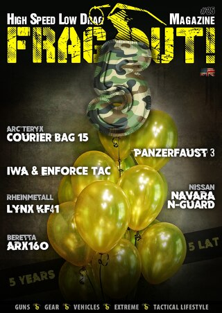 Frag Out! Magazine #25