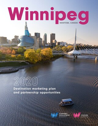 Tourism Winnipeg Destination Marketing Plan 2020