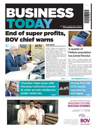 BUSINESS TODAY 1 August 2019