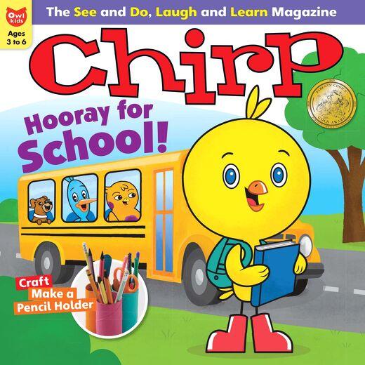 Chirp - September 2019