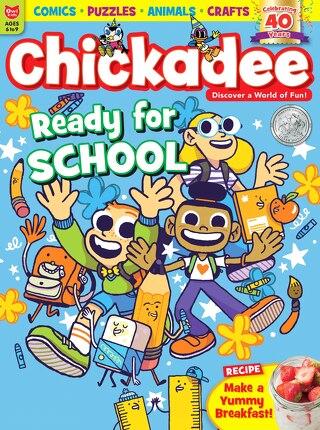 Chickadee - September 2019