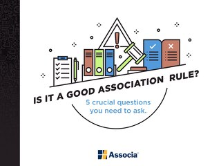 Is It a Good Association Rule?