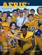 Cover of the 2019 Summer Edition of Palmer Trinity School's Aerie magazine