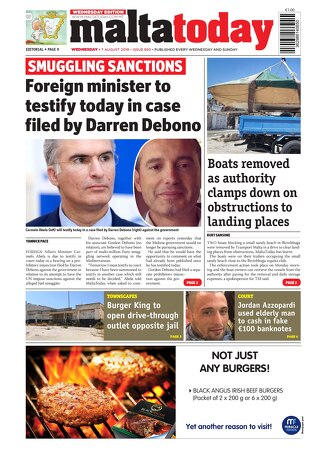 MALTATODAY 7 August 2019 Midweek