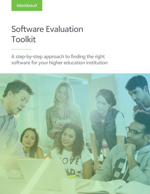 Toolkit: How to Choose the Right Software for Your Institution