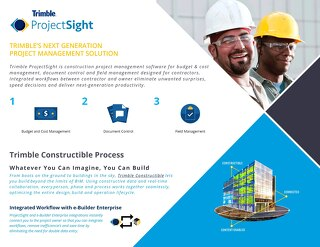 ProjectSight Product Summary and Overview