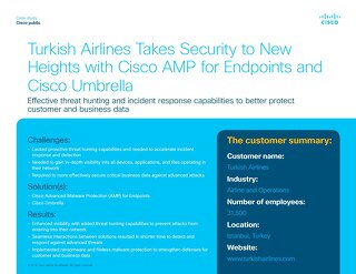 Case Study: Turkish Airlines