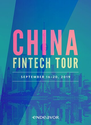 Endeavor: China Fintech Tour