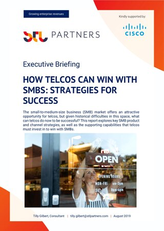 STL Partners - How Telcos Can Win With SMBs
