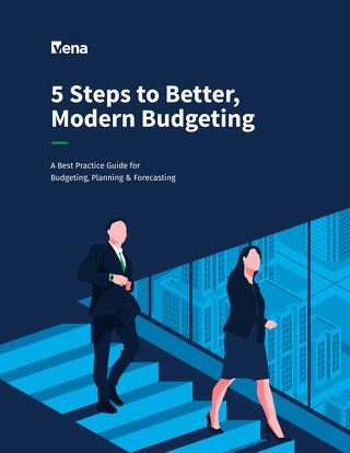 5 Steps To Better Modern Budgeting