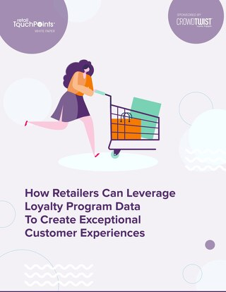 How Retailers Can Leverage Loyalty Program Data To Create Exceptional Customer Experiences