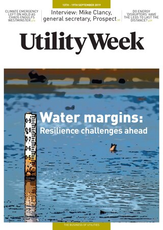 Utility Week 13th September 2019