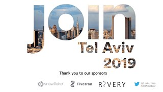 JOIN: The Tour Tel Aviv Presentations