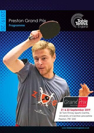 Preston Grand Prix 2019-20