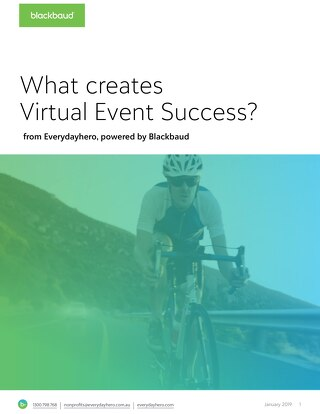 What Creates Virtual Event Success
