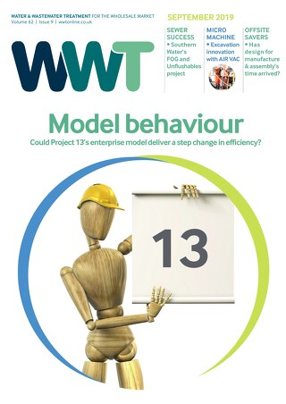 Published in WWT Magazine: Model behaviour