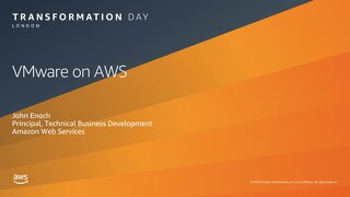 VMware on AWS