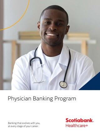 Physician banking program