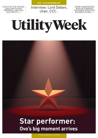 Utility Week 20th September 2019