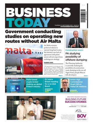 BUSINESSTODAY 19 September 2019