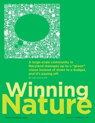 Winning Nature