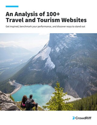 An Analysis of 100+ Travel and Tourism Websites