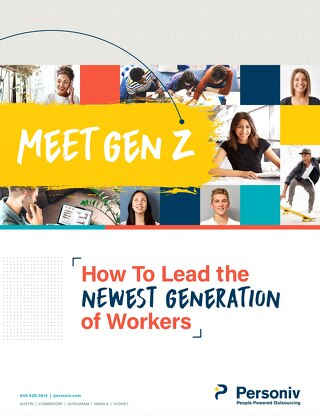 Meet Gen Z: How to Lead the Newest Generation of Workers