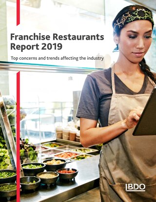 Franchise Restaurants Report